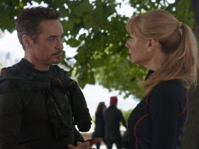 Avengers 4: Pepper & Tony Will Reunite According to RDJ Set Photo
