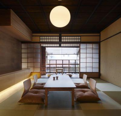 Guest House in Kyoto / B.L.U.E. Architecture Design Studio