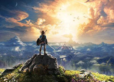 Zelda: Breath of the Wild takes up 40% of the Switch's internal storage, but you can expand up to 2TB with memory cards