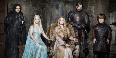 Which Game Of Thrones Character Is The Most Important, According To Screen Time