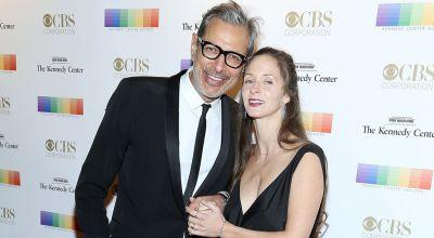 Jeff Goldblum Is Going to Be a Dad Again