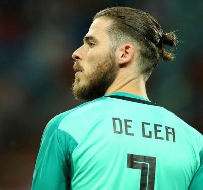 'Mishaps happen' - Nacho defends 'world class' De Gea after rare mistake