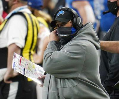 Ex-Patriots defensive coach Matt Patricia fired by Lions