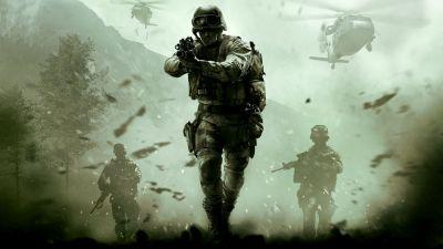 That long rumored Modern Warfare Remastered standalone is coming next week for PS4