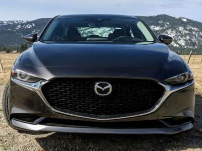 Mazda Has All The Right Parts To Build A New Mazdaspeed3: Report