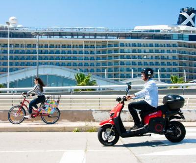 Scoot adds a bike sharing service as it expands to Barcelona