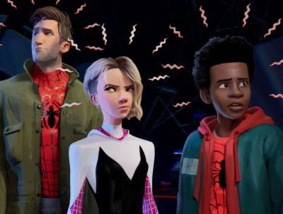 'Spider-Man: Into The Spider-Verse' Is Coming To Netflix Next Month, So Get Excited
