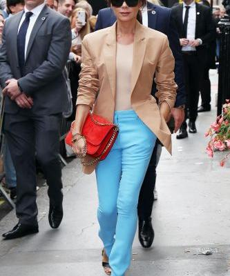 Victoria Beckham, Is This the Only Outfit You're Going to Wear This Fall?