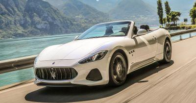 All New Maseratis Will Be Electrified From 2019