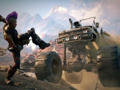 RAGE 2 Will Have a Social Component, Not 'Typical' Multiplayer