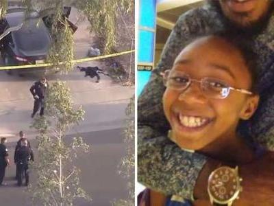 Suspect arrested in apparent road rage killing of 10-year-old girl