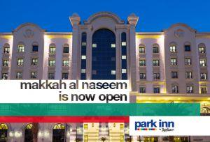 Park Inn By Radisson Opens In The Holy City Of Makkah