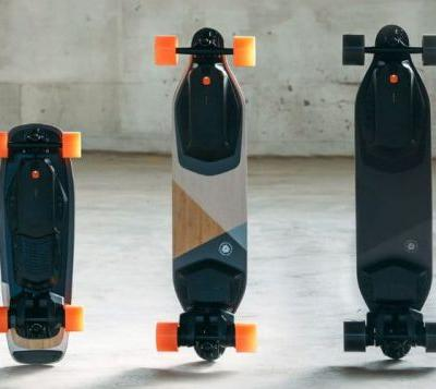 New Boosted Short Board And Longboard Electric Skateboard Unveiled