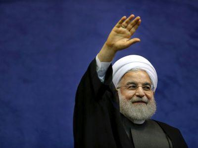 Iran accused the US of spreading 'Iranophobia' and arming 'dangerous terrorists'