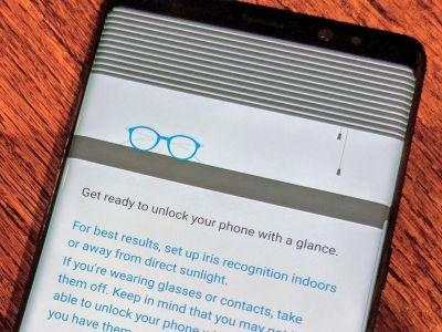 Galaxy S9 Tipped to Have 'Intelligent Scan' Facial Unlocking - Iris & Face Recognition Combined