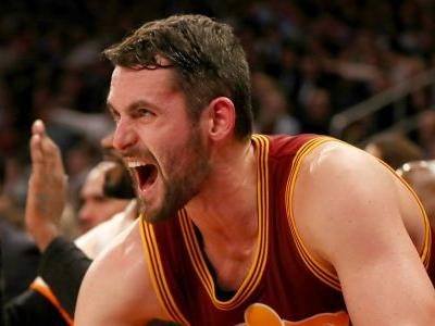 Kevin Love injury update: Cavs F clears concussion protocol, will play in Game 1