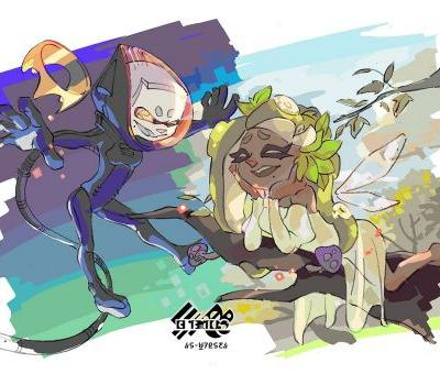 Splatoon's battle of Sci-Fi vs Fantasy comes to an end