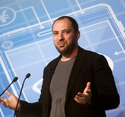The billionaire cofounder of WhatsApp is 'resting and vesting' - showing up to Facebook and barely working in order to collect a $450 million payday