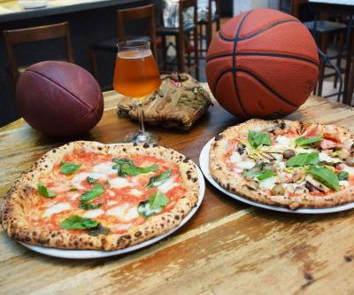 Pizza with the Pros Series at Eataly