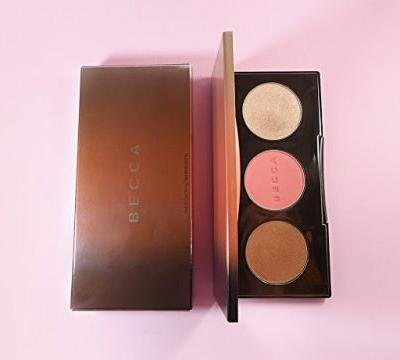 Becca Sunchaser Palette | Review & Swatches