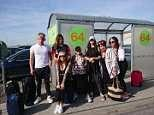Holiday hell for family forced to pay £3,500 after Ryanair cancelled flights due to French strike