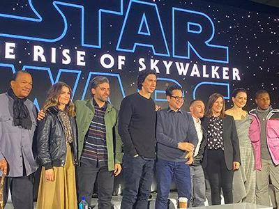 J.J. Abrams on Imbuing 'Star Wars: The Rise of Skywalker' with Hope, and More Highlights From the Press Conference