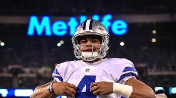 """Giants Look To Rally After Changes; For Cowboys, """"Playoffs Start Now"""""""