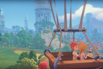My Time at Portia Launches for PlayStation 4 Later This Year