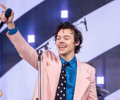 Harry Styles Is the Narrator of a New Sleep Story on the 'Calm' App. So Good Night!