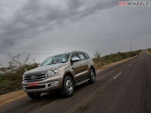 2019 Ford Endeavour Review Whats New