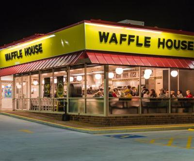 Fantasy football league loser tries to eat at Waffle House for 24 hours