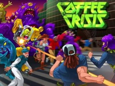 Coffee Crisis Now Available on PC, Mac, and Linux