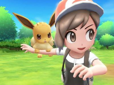 Pokemon boss explains why Eevee was chosen as the second half of the Let's Go duo