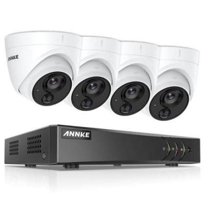 Annke's 1080p Surveillance Systems With DVR Starting At $169.99