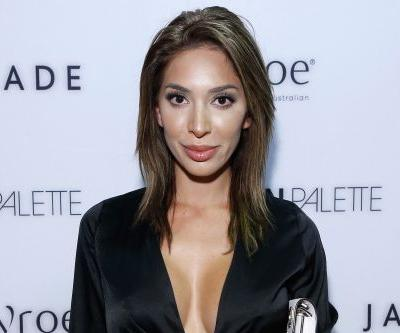 Farrah Abraham pleads guilty to resisting police