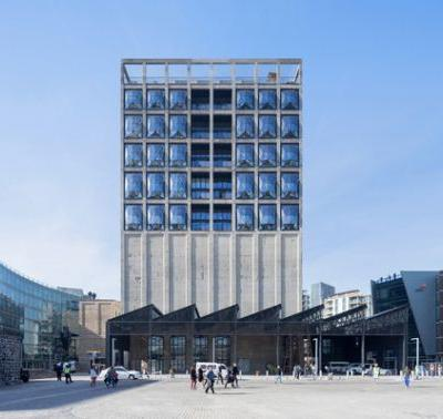 Zeitz Museum of Contemporary Art Africa / Heatherwick Studio