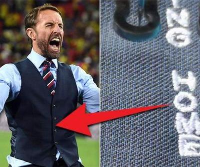Waistcoat England World Cup- It's Coming Home