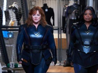 'Thunder Force' Trailer: Melissa McCarthy and Octavia Spencer are Superheroes
