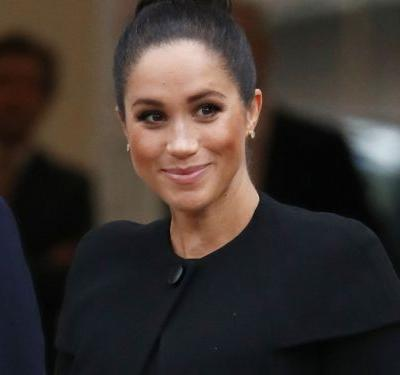Meghan Markle's Latest Hairstyle Is One We Didn't See Coming