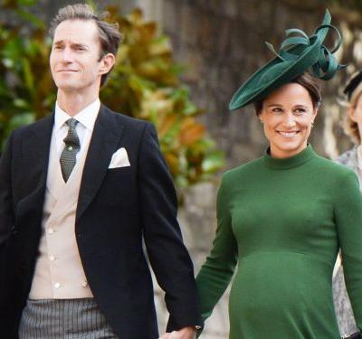 Pippa Middleton Just Gave Birth-Here's Everything We Know