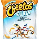 Cheetos Gets a Gold Medal For These New Limited-Edition White Cheddar Curls
