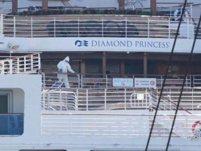 As Passengers Leave Coronavirus-Stricken Cruise Ship, Crew Members Are Moving Into Their Cabins for a Second Quarantine