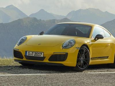 The Porsche 911 Carrera T Is A Lighter, Faster, Manual-Shifting Thrill-Seeker