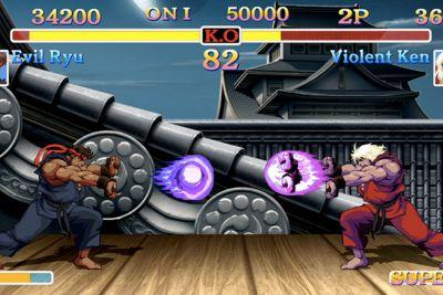 Ultra Street Fighter II for Switch is the first true portable fighting game