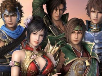 The Final Five Characters Have Been Revealed for Dynasty Warriors 9
