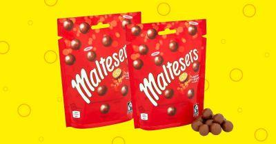 Sharing bags of Maltesers are now 15% lighter and we feel deeply betrayed