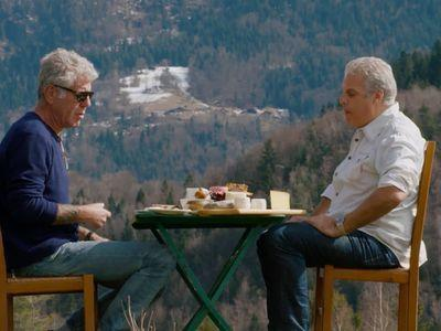 A Guide to Anthony Bourdain and Eric Ripert's Television Bromance