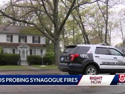 FBI investigating fires at rabbis' homes