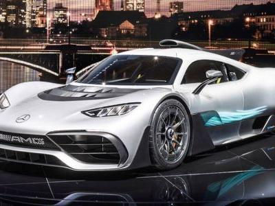 Mercedes-AMG Project One To Grab Outright Nurburgring Record