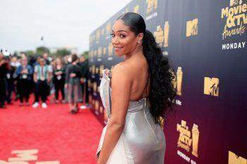 The 'do That Ruled the MTV Awards Red Carpet